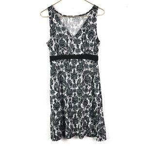 Lola Wrap Top Stretchy Dress